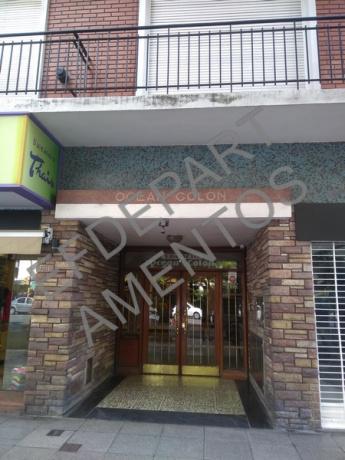 2275 3E Colon, Plaza Colon, Mar del Plata 7600, 2 Habitaciones Habitaciones, ,1 BañoBathrooms,Departamento,Alquiler de vacaciones,ocean pacific,Colon,5,1008